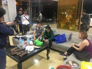 Philippines bắt 5 người Việt bị nghi vận chuyển trầm hương trái phép