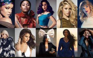10 sao nữ Hollywood có lượng view cao nhất trên Youtube: Taylor Swift chỉ xếp hạng 5