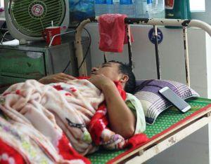 CSGT bị 'lâm tặc' tông xe: 'Tỉnh dậy tôi mới biết mình đã được đưa đến bệnh viện'