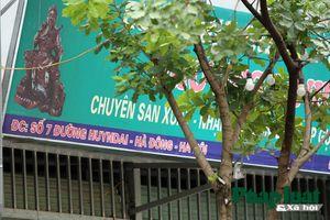 Tuyến đường mang tên Huyndai do người dân tự đặt tại Hà Nội