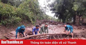 Di dời 48 hộ dân bản Xim, xã Quang Chiểu (Mường Lát) đến nơi an toàn