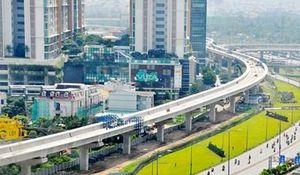 Metro số 1 gấp rút xin điều chỉnh tổng mức đầu tư