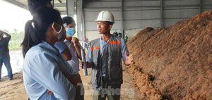 Sự thật mùi hôi ở Khu liên hợp xử lý chất thải rắn Đa Phước
