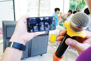 Án mạng từ việc giành micro hát karaoke