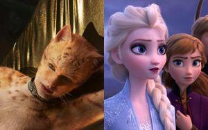 Danh sách phim nhạc kịch được mong chờ nhất 2019: 'Nàng mèo' Taylor Swift hay chị em nhà Elsa?