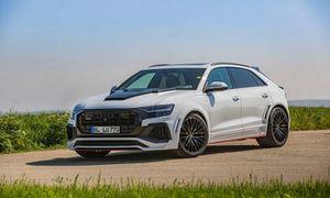 Audi Q8 chất hơn nhờ gói độ CLR 8S của Lumma