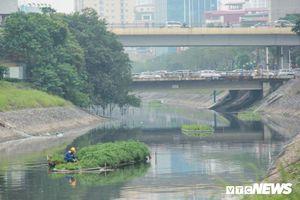 Dùng nước sông Hồng làm sạch sông Tô Lịch là 'rẻ nhất, tối ưu nhất'