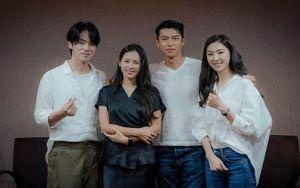 Hyun Bin, Son Ye Jin, Kim Jung Hyun, Seo Ji Hye cùng đọc kịch bản cho bộ phim hài - lãng mạn sắp tới!