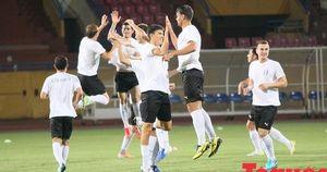 ĐT Turkmenistan thu nhỏ tập bài 'cực dị' trước thềm đại chiến, Hà Nội FC cẩn thận ăn cú lừa đắng