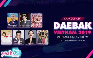 NÓNG: BTC 'Daebak Concert in Vietnam 2019' thông báo hủy chương trình vì thời tiết xấu và lý do kĩ thuật