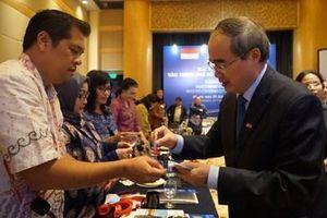 Thúc đẩy hợp tác đầu tư giữa doanh nghiệp TP. Hồ Chí Minh và Indonesia