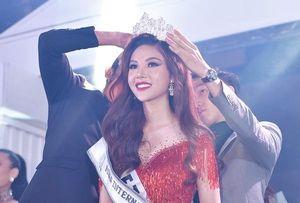Mỹ Huyền đăng quang ngôi vị cao nhất tại Miss International Globe 2019