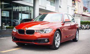 BMW 320i giảm 275 triệu tại Việt Nam - rẻ nhất phân khúc