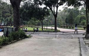 Thanh Hóa: Ai chống lưng cho doanh nghiệp 'xẻ thịt' công viên?