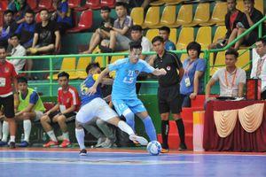 Giải Futsal HDBank VĐQG 2019: Thái Sơn Bắc ngược dòng trước Quảng Nam