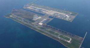 Mục sở thị siêu sân bay 20 tỷ USD giữa biển ở Nhật Bản