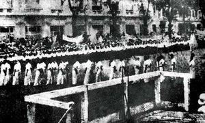 Ngày Độc lập đầu tiên ở Sài Gòn