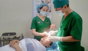 Bác sĩ Bệnh viện Da liễu Trung ương :'Sai sót trong thao tác kỹ thuật khi sử dụng filler có thể dẫn tới tử vong'