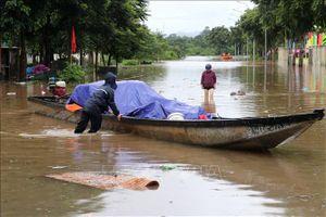 Quảng Trị di dời trên 1.000 hộ dân ở huyện Hướng Hóa do ngập lụt