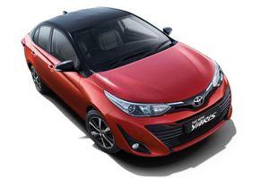 Khám phá chiếc ô tô Toyota mới, đẹp, giá 279 triệu