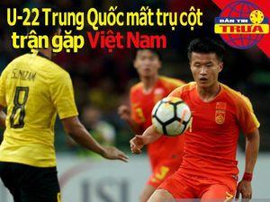 U-22 Trung Quốc mất trụ cột trận gặp Việt Nam; Serena thua đau