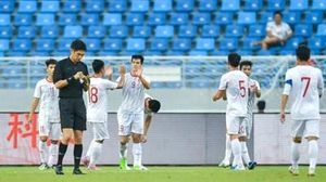 U22 Việt Nam giành chiến thắng 2-0 trước U22 Trung Quốc