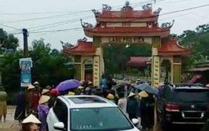 Đã tìm ra kẻ chủ mưu vụ phá cổng làng ở Thanh Hóa
