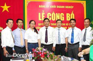Chú trọng phát triển Đảng trong công nhân