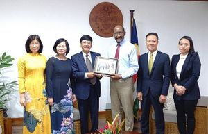 Đẩy mạnh quan hệ hợp tác kinh tế thương mại Việt Nam-Seychelles