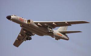Trung Quốc nâng cấp phi cơ H-6 mang tên lửa, đối phó tàu sân bay Mỹ