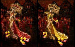 Trang phục dân tộc của Việt Nam tại Miss Grand International sẽ có 2000 bóng đèn led mô phỏng Hội An