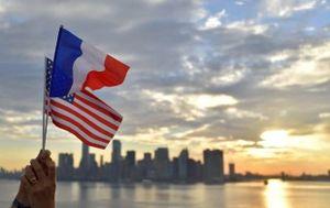 ''Sóng ngầm'' trong quan hệ thương mại Pháp - Mỹ