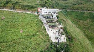 Tòa nhà Panorama 7 tầng trên đèo Mã Pí Lèng từng bị chỉ đạo tháo dỡ