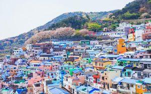 Mùa thu đi Hàn Quốc ghé Busan và trải nghiệm những điều mới mẻ