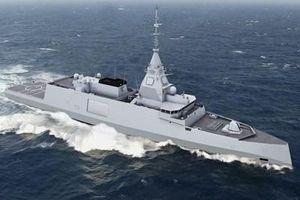 Hy Lạp quan tâm tới tàu hộ vệ tên lửa mới của Pháp