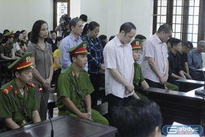 Danh sách gần 60 người nhờ bị cáo Hoài, Lương nâng điểm