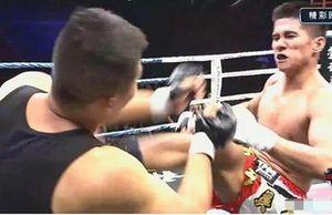 Nhà vô địch tán thủ vạch trần võ sư 'dỏm' của Trung Quốc