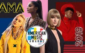 Đề cử American Music Awards 2019: Ariana Grande và Billie Eilish dẫn đầu, Taylor Swift 'so găng' tổng số với Lil Nas X