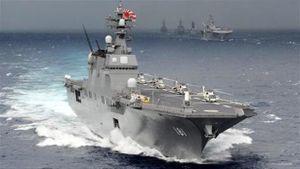 Nhật Bản bộc lộ tham vọng quân sự
