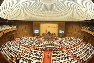 Quốc hội họp riêng nghe báo cáo tình hình biển Đông và kỳ vọng của đại biểu
