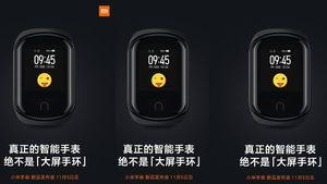 Xiaomi 'nhá hàng' đồng hồ Mi Watch ra mắt ngày 5/11