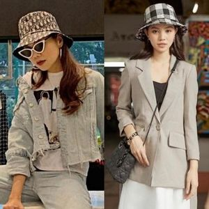 Thanh Hằng, Jolie Nguyễn thời thượng với chiếc mũ bucket sang chảnh của Dior