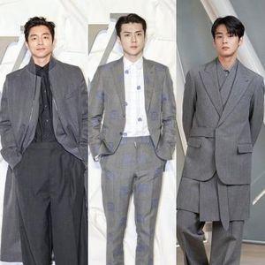 'Nam thần' Gong Yoo cùng Sehun, Mino, Eun-woo và những mỹ nhân đình đám 'đổ bộ' tiệc khai trương của Louis Vuitton