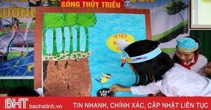 Gần 600 học sinh Hà Tĩnh tham gia hội thi tiết kiệm năng lượng