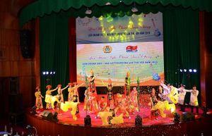 Khai mạc Liên hoan nghệ thuật quần chúng Vietsovpetro lần thứ 25