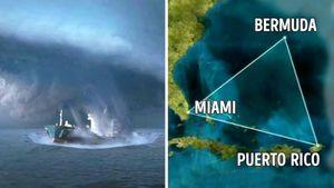 Cực nóng: Quái vật khổng lồ ẩn náu ở Tam giác quỷ Bermuda?