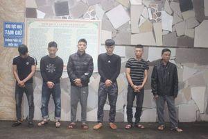 Bắt giữ nhóm nghiện hút gây ra 70 vụ trộm chó ở Nghệ An