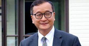 Thủ lĩnh đối lập Campuchia Sam Rainsy đã đến Malaysia