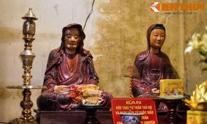 Lạ lùng ngôi chùa thờ Trần Thủ Độ duy nhất ở Hà Nội
