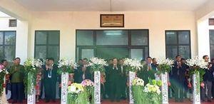 Khánh thành Trường THPT Dakcheung do BIDV tài trợ
